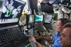 Ergonomie Visuelle prises d'informations sur multi-écrans